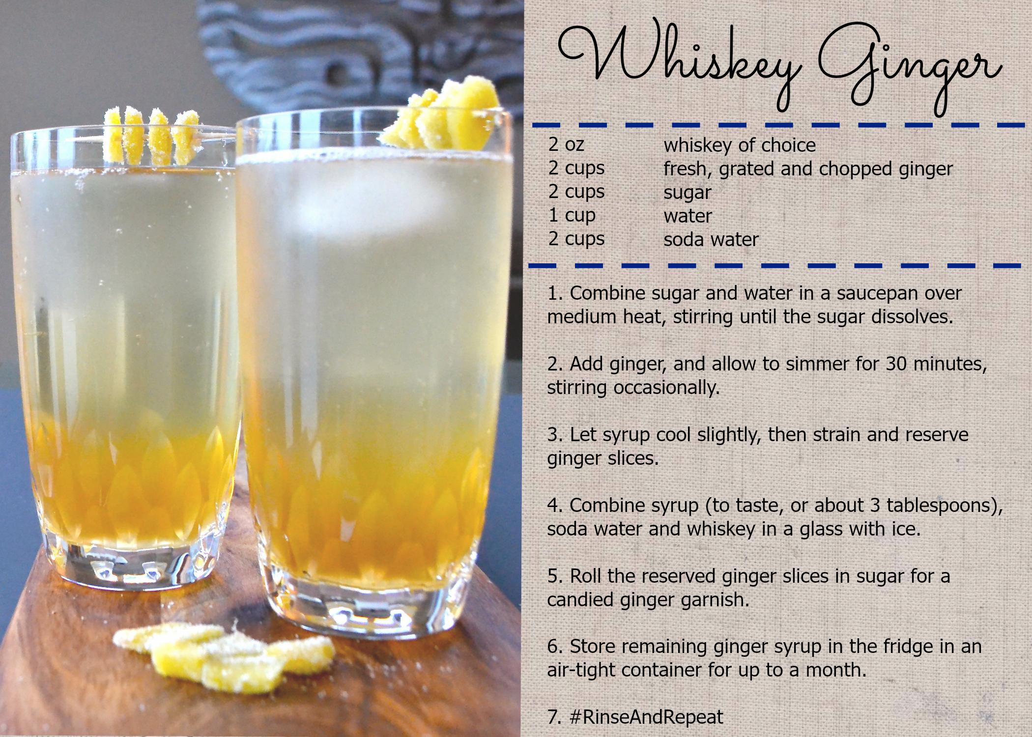 WhiskeyGingerRecipe